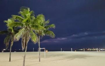 Another beautiful evening at Copacabana