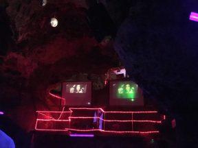 Ayala Hotel Las Cuevas - discoteque in a cave