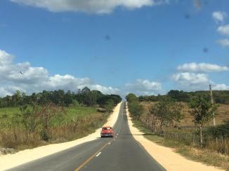 Drive to Trinidad