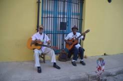 Musicians in Havana