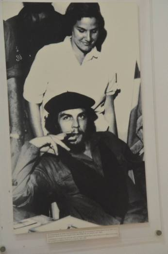 Picture of Che and his wife