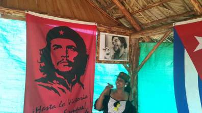 Smoking it Che's style